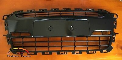 Holden VF Commodore Series 1 Lower Front Bar Grille SS SSV SV6 NEW Grill Plastic