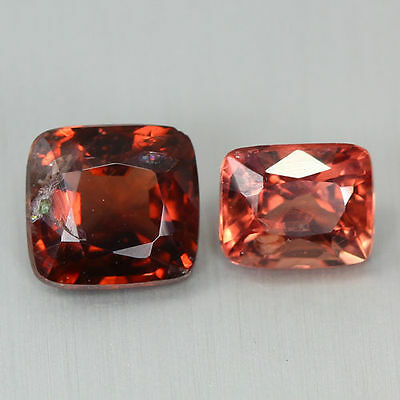 1.660 Ct RARE UNIQUE ROYAL RED COLOR 100% NATURAL SPINEL RARE UNHEATED GEM!!