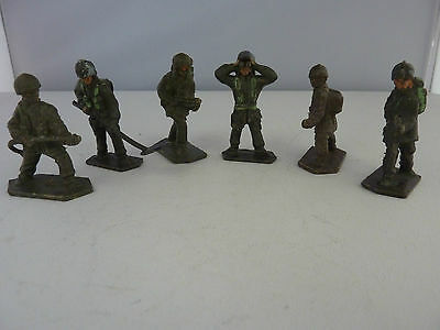 Lone Star - Soldiers / Paratroopers - Harvey Series - Plastic  - 54Mm