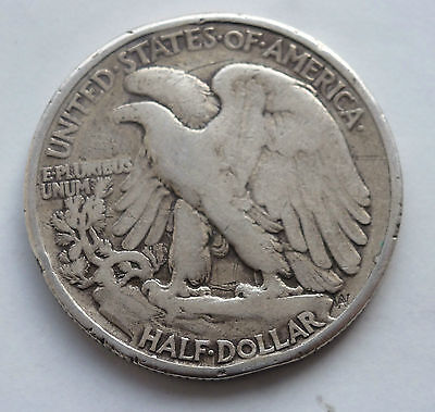 Münze Münzen 1940 half Dollar United States of America Liberty Adler