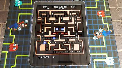 Classic Arcade Game Machine Table Top   - Two Player With 60  Games