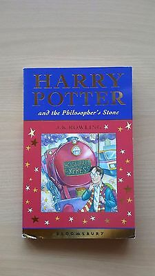Harry Potter 1 and the Philosopher's Stone Celebratory Edition englisch