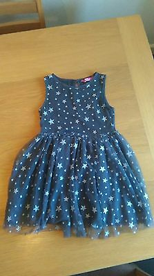 Girl's party dress 4-5 years