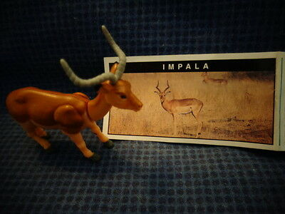 Yowies Series 5, * IMPALA * + PAPERS