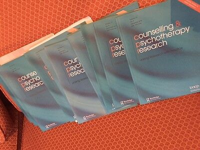 Counselling research booklets