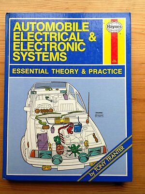 AUTOMOBILE ELECTRICAL AND ELECTRONIC SYSTEMS - HAYNES MANUAL ~12 pics