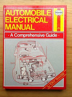 AUTOMOBILE ELECTRICAL HAYNES MANUAL: A COMPREHENSIVE GUIDE ~11 pics