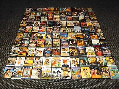 50 mixed dvds
