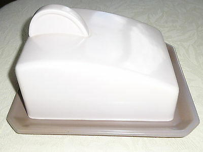 Poole Pottery Cheese Dish - Unused