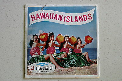 Viewmaster Reel A125 Hawaiian Islands