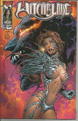 WITCHBLADE  -  No. 49 (August 2001)