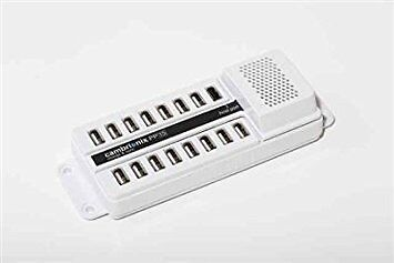 Cambrionix Powerpad 15S Pp15S 15-Port Hi Performance Usb Charging/sync Station