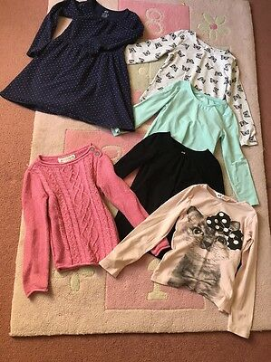 Bundle Of Girls H&M Clothes Age 4-6 Years