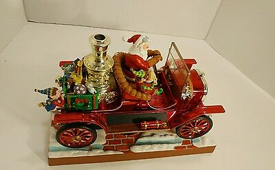 Mr Christmas Stanley Steamer New w/Issues
