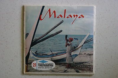 Viewmaster Reel B247 Malaya