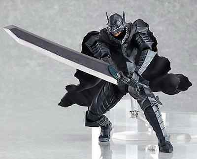 Rare! Limited Figma Guts Berserk Armour Ver  From Japan No Book