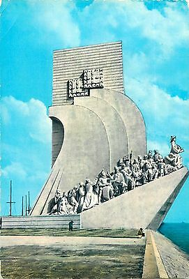 Portugal Lisboa monument commemorating the Discoveries