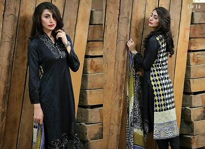Asian Pakistani Indian Designer Dress