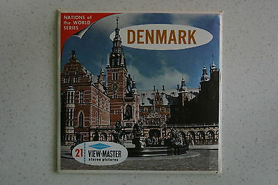 Viewmaster Reel B155 Denmark