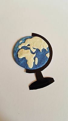 Globe Card Toppers