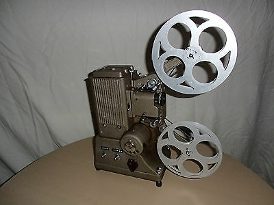 SPECTO DUAL 9.5mm/16mm SILENT FILM PROJECTOR TYPE D