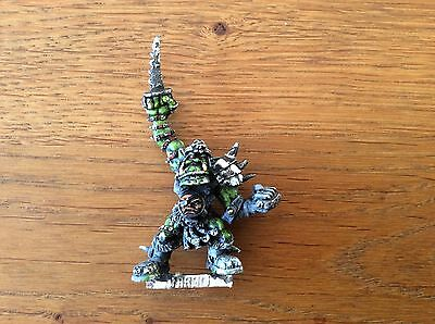 Warhammer Blood Bowl Orc Star Player Varag Ghoul Chewer 1994