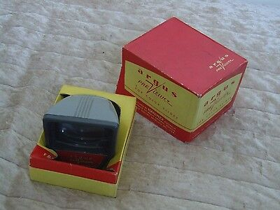 Argus Previewer Slide Viewer for 35mm camera slides, B&W or Colour
