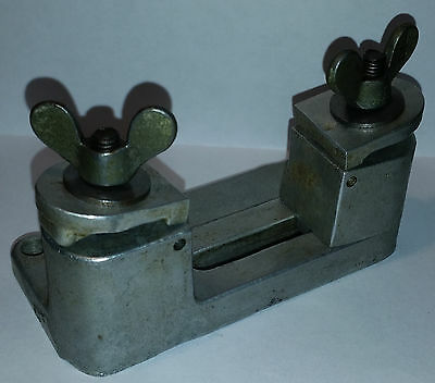 DC Test Stand vintage model aircraft engine