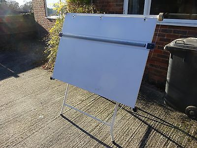 Blundell Harling Ltd Weymouth Parallel Motion Freestanding Drawing Board HUGE A0