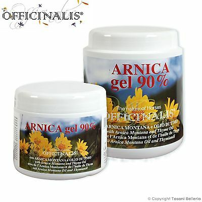 Officinalis Arnica 90% Gel Cavalli 500 Gr Antinfiammatorio,distorsioni,traumi