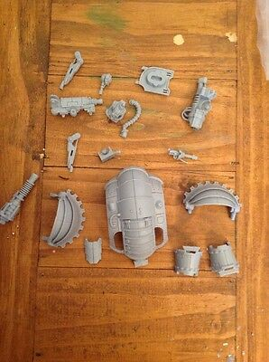 Imperial Knight Upgrade Parts