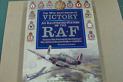 50th anniversary of victory - illustrated history of the RAF