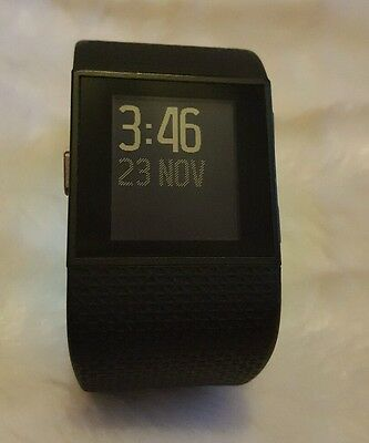 Fitbit surge smart watch size Small