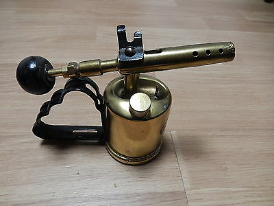 Lötlampe Bladon B46  Blow Torch Brass (528)