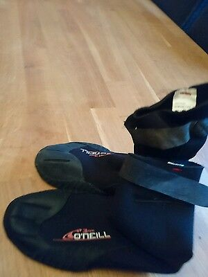 oneill wetsuit boots