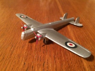 Dinky Toy 60V Armstrong Whitworth Whitley Bomber