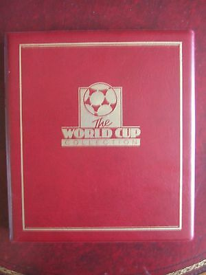 1994 Football World Cup Collection Stamp Album - Mint Mnh Sets M/s & Covers