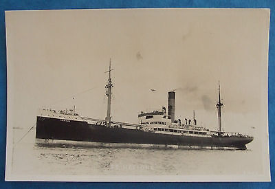 B & A FEILDEN SHIPPING RP Postcard c.1930 S.S.HESIONE