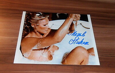 Ursula Andress *James Bond 007*, original signiertes/signed Foto 20x25 cm, NACKT