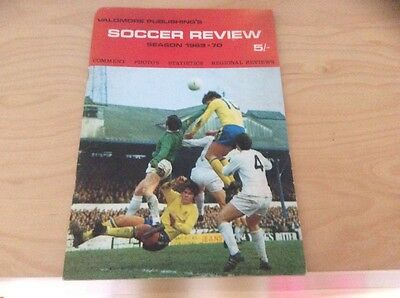 Soccer Review Booklet 1969-70