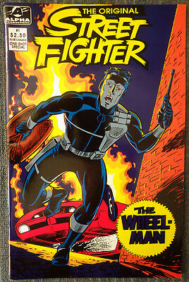 Oiginal Street Fighter #1 Alpha Productions! Fortier! Kato! High Grade!