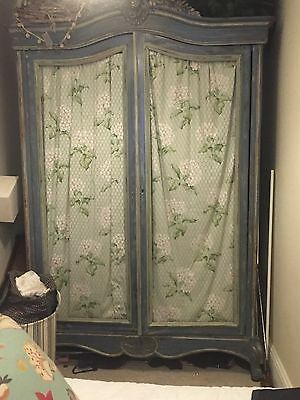 Large French Armoire REDUCED PRICE