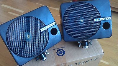 Celestion SR Compact speakers, pair, little use, Bargain Price with mounts