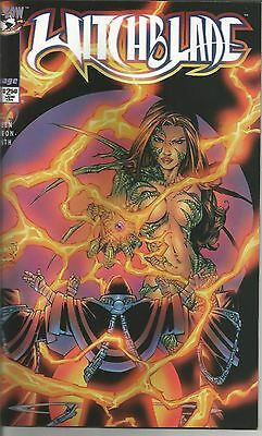 WITCHBLADE  -  No. 32 (July 1999)