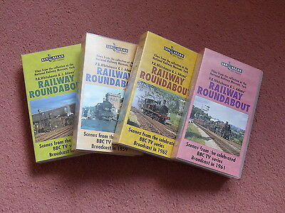 Railway Roundabout VHS tapes