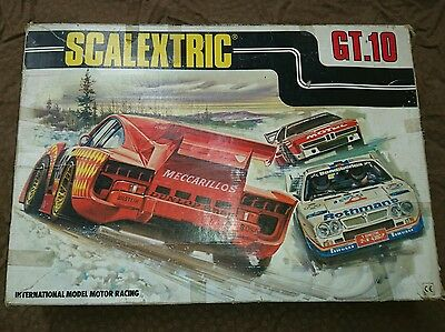 Gt10 Exin Scalextric Made In Spain