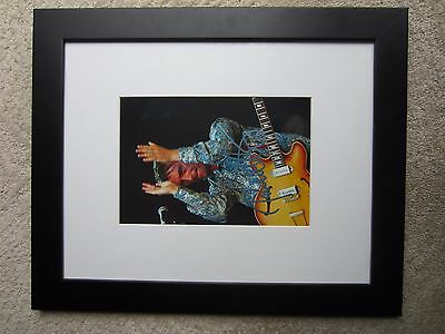 Paul Weller Signed Picture