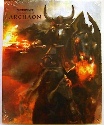 Games Workshop - Warhammer: Archaon Final Chapter of the End Times - Brand New!