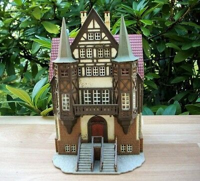 Excellently Detailed Vollmer Ornate Post Office Ho ***** Exc