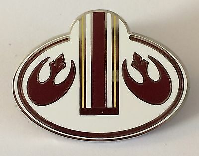 Disney Cast Exclusive What's My Name Badge Mystery Pin - Star Wars X-Wing Pilot